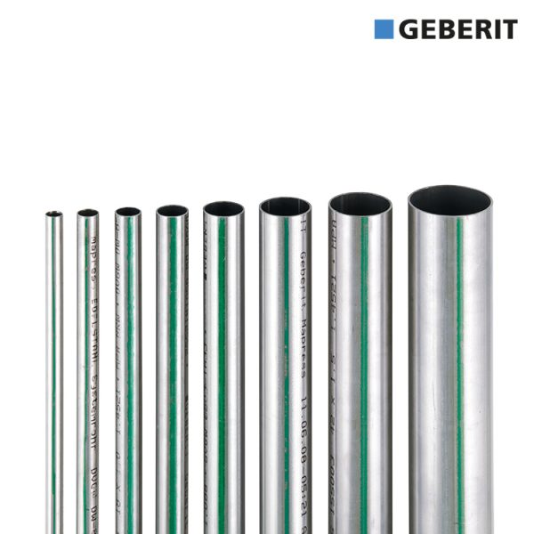 Geberit Mapress Sortiment