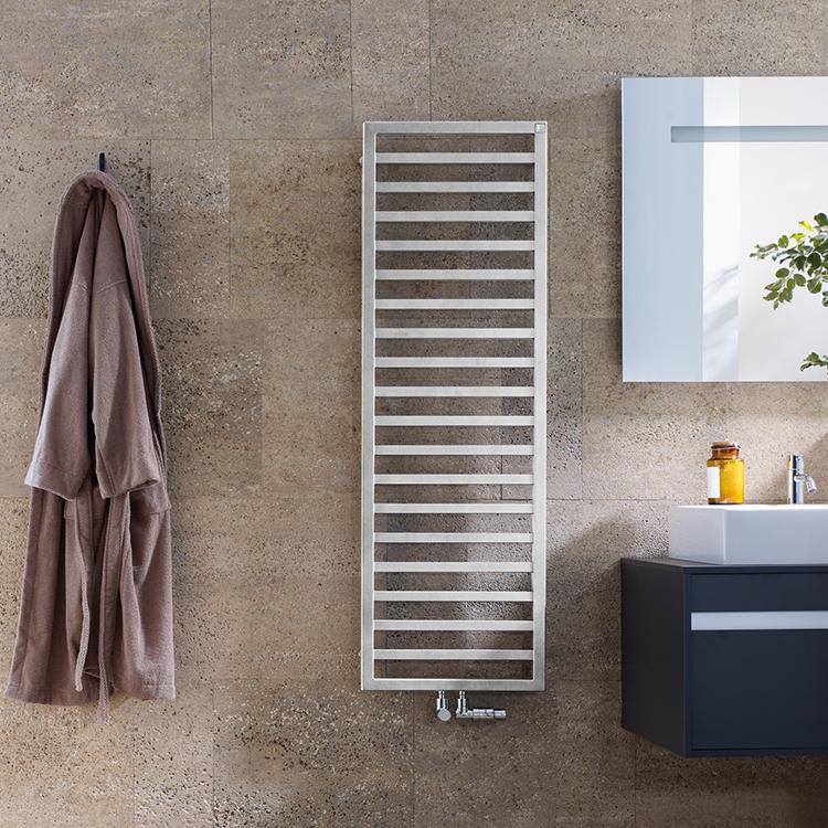 Design und Wärme für Ihr Bad