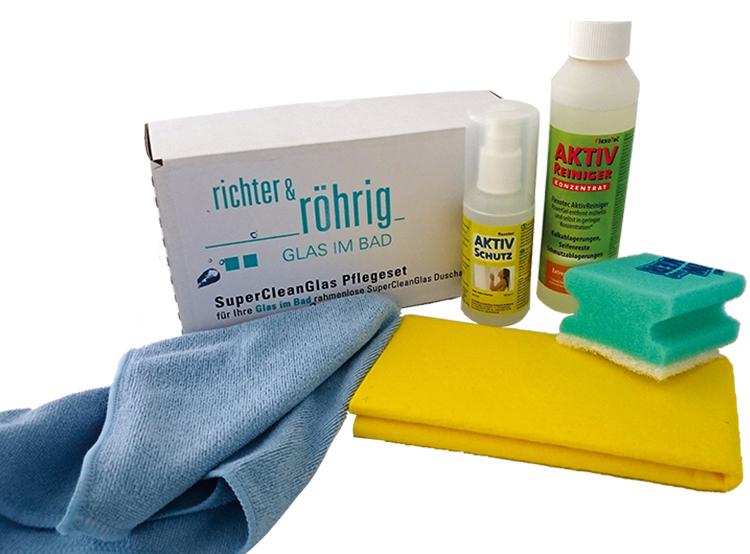 Glas im Bad - Sortiment - Richter & Röhrig GmbH