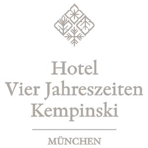Logo Hotel Vier Jahreszeiten Kempinski München